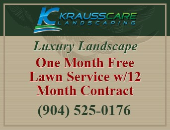 One Month Free Lawn Service w/12 Month Contract